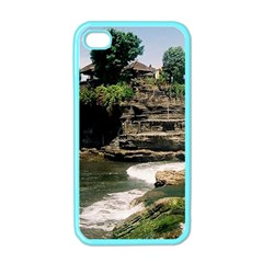 Tanah Lot Bali Indonesia Apple Iphone 4 Case (color)