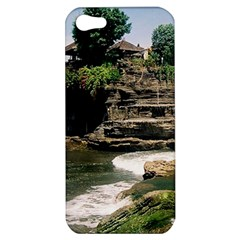 Tanah Lot Bali Indonesia Apple Iphone 5 Hardshell Case