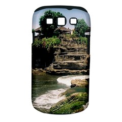 Tanah Lot Bali Indonesia Samsung Galaxy S Iii Classic Hardshell Case (pc+silicone)