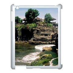 Tanah Lot Bali Indonesia Apple Ipad 3/4 Case (white)