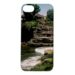 Tanah Lot Bali Indonesia Apple Iphone 5s/ Se Hardshell Case