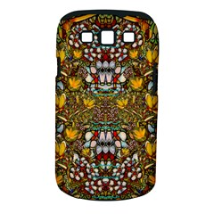 Fantasy Forest And Fantasy Plumeria In Peace Samsung Galaxy S Iii Classic Hardshell Case (pc+silicone)