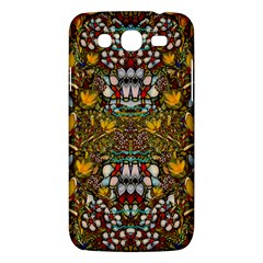 Fantasy Forest And Fantasy Plumeria In Peace Samsung Galaxy Mega 5 8 I9152 Hardshell Case