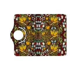 Fantasy Forest And Fantasy Plumeria In Peace Kindle Fire Hd (2013) Flip 360 Case