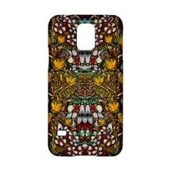 Fantasy Forest And Fantasy Plumeria In Peace Samsung Galaxy S5 Hardshell Case