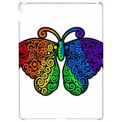 Rainbow Butterfly  Apple Ipad Pro 12 9   Hardshell Case