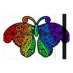 Rainbow Butterfly  Apple Ipad Pro 10 5   Flip Case