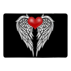 Angel Heart Tattoo Apple Ipad Pro 10 5   Flip Case