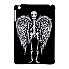 Angel Skeleton Apple Ipad Mini Hardshell Case (compatible With Smart Cover)