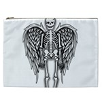 Angel skeleton Cosmetic Bag (XXL)  Front