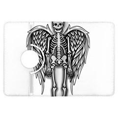 Angel Skeleton Kindle Fire Hdx Flip 360 Case