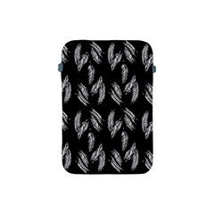 Feather Pattern Apple Ipad Mini Protective Soft Cases