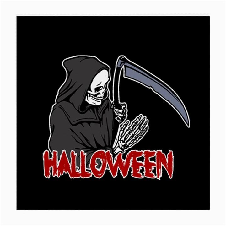 Death - Halloween Medium Glasses Cloth