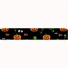 Pumpkins   Halloween Pattern Small Bar Mats