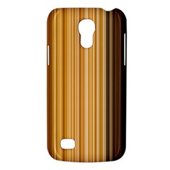 Brown Verticals Lines Stripes Colorful Galaxy S4 Mini