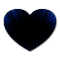 Colorful Light Ray Border Animation Loop Blue Motion Background Space Heart Mousepads