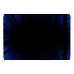Colorful Light Ray Border Animation Loop Blue Motion Background Space Apple Ipad Pro 10 5   Flip Case
