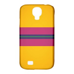 Layer Retro Colorful Transition Pack Alpha Channel Motion Line Samsung Galaxy S4 Classic Hardshell Case (pc+silicone)