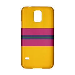 Layer Retro Colorful Transition Pack Alpha Channel Motion Line Samsung Galaxy S5 Hardshell Case