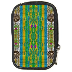 Rainbows Rain In The Golden Mangrove Forest Compact Camera Cases