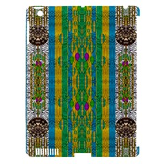 Rainbows Rain In The Golden Mangrove Forest Apple Ipad 3/4 Hardshell Case (compatible With Smart Cover)