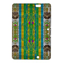 Rainbows Rain In The Golden Mangrove Forest Kindle Fire Hdx 8 9  Hardshell Case