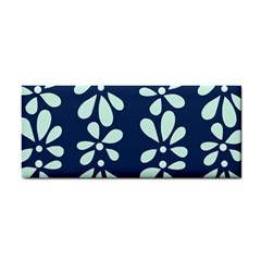 Star Flower Floral Blue Beauty Polka Cosmetic Storage Cases