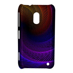 Striped Abstract Wave Background Structural Colorful Texture Line Light Wave Waves Chevron Nokia Lumia 620
