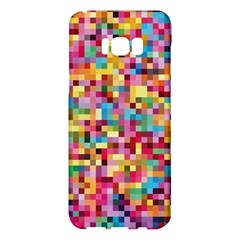 Mosaic Pattern 2 Samsung Galaxy S8 Plus Hardshell Case