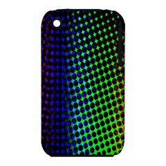 Digitally Created Halftone Dots Abstract Background Design Iphone 3s/3gs