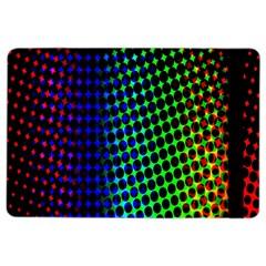 Digitally Created Halftone Dots Abstract Background Design Ipad Air 2 Flip