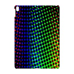 Digitally Created Halftone Dots Abstract Background Design Apple Ipad Pro 10 5   Hardshell Case