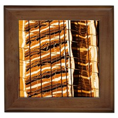 Abstract Architecture Background Framed Tiles