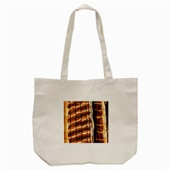 Abstract Architecture Background Tote Bag (cream)