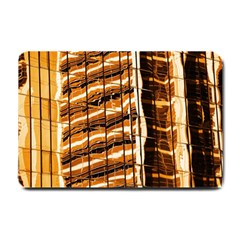 Abstract Architecture Background Small Doormat