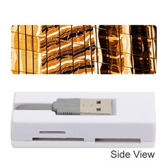 Abstract Architecture Background Memory Card Reader (stick)