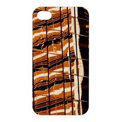 Abstract Architecture Background Apple Iphone 4/4s Premium Hardshell Case