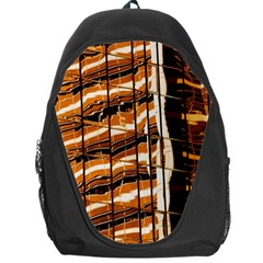 Abstract Architecture Background Backpack Bag