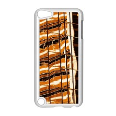 Abstract Architecture Background Apple Ipod Touch 5 Case (white)