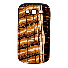 Abstract Architecture Background Samsung Galaxy S Iii Classic Hardshell Case (pc+silicone)