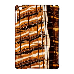 Abstract Architecture Background Apple Ipad Mini Hardshell Case (compatible With Smart Cover)