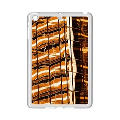 Abstract Architecture Background Ipad Mini 2 Enamel Coated Cases