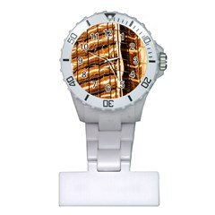 Abstract Architecture Background Plastic Nurses Watch