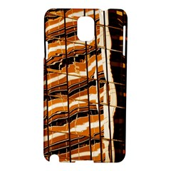 Abstract Architecture Background Samsung Galaxy Note 3 N9005 Hardshell Case