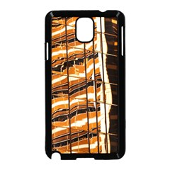 Abstract Architecture Background Samsung Galaxy Note 3 Neo Hardshell Case (black)