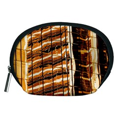 Abstract Architecture Background Accessory Pouches (medium)