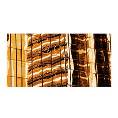 Abstract Architecture Background Satin Wrap