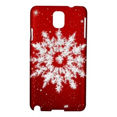 Background Christmas Star Samsung Galaxy Note 3 N9005 Hardshell Case