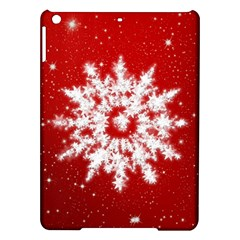 Background Christmas Star Ipad Air Hardshell Cases