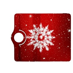 Background Christmas Star Kindle Fire Hdx 8 9  Flip 360 Case